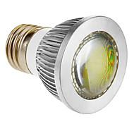 Spot Lampen E26/E27 3 W 270-300 LM 6000-6500 K 1 COB Kühles Weiß AC 85-265 V