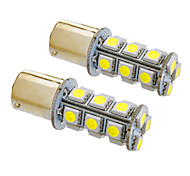 BA15S(1156) Car Cold White 4W SMD 5050 Instrument Light License Plate Light Turn Signal Light