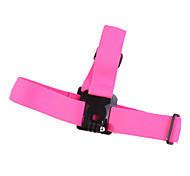 GoPro Hero2 und Hero3 Kopf Gürtel (Pink)