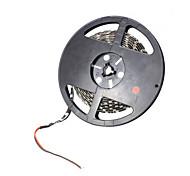 Merdia 5M 2500lm LED decorativa di lavoro Light Strip per auto (12V 48W DC)