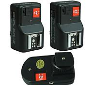Wansen 2 Ontvangers Wireless Flash Trigger