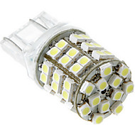 T20 54 1210 SMD LED de la cola del freno del coche Turn Back up Light Bulb Lamp Blanco