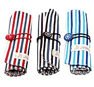 Stripe Pencil Case for Children (Random Color)