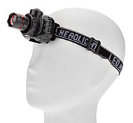 6615 3-Mode LED Zoom Headlamp (3xAAA, Black)