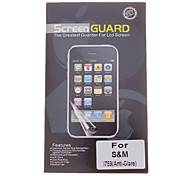 Professional Matte Anti-Glare LCD Screen Guard Protector for Samsung Galaxy I759