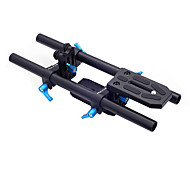 DP500 DSLR Rail 15mm Rod Support System F Mattebox 5D 2