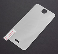 Quality Tempered Glass Transparent Front Screen Protector with Cleaning Cloth for iPhone 4/4S