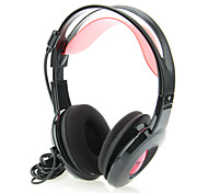 Somic DT-2112 3.5MM Stereo Super-Bass Headphone With Mic Microphone