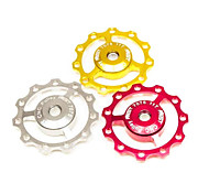 AEST Aluminum Bike 7075 11T Rear Derailleur Pulley for Shimano/Sram 7/8/9 Speed