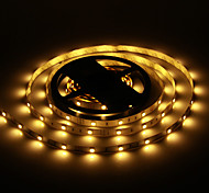 5M 30W 30x5050SMD 1500-1800LM 2800-3200K Warm White Light LED Strip Light (DC12V)