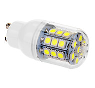 6W GU10 LED Corn Lights T 31 SMD 5050 530 lm Cool White AC 220-240 V