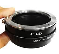EMOLUX Sony Minolta MA AF para Nex lente adaptador convertidor E-Mount para Sony Nex-7 Nex-6 NEX-5 NEX-3