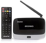 IdeaStar BX09 Quad-Core Android 4.2.2 ROM Bluetooth Google TV Player 2 Go de RAM 8GB
