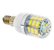 Bombillas LED de Mazorca T E14 10W 46 SMD 2835 770 LM Blanco Fresco V