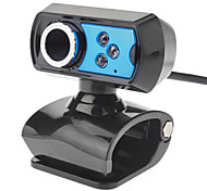 G2400 chocolate Webcam 2.0 Mega Píxeles USB