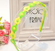 Mädchen Blumen-Stirnband