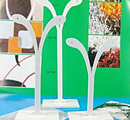 Conjunto de 3 Racks Jóias modernos Abstracto Árvores
