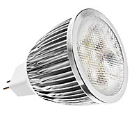 zdm ™ 5W GU5.3 (MR16) Refletor LED MR16 5 450 lm ac natural branco 12 v