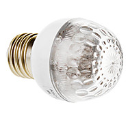 E26/E27 1 W 20 60 LM Blue Globe Bulbs AC 220-240 V