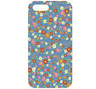 Small wildflowers Pattern Hard Case for iPhone 5/5S
