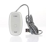 Receptor Wireless para PC/Xbox 360 (Blanco)