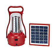 35-LED White Light LED Solar Light Camping Lantern  Emergency Light
