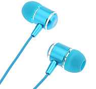 IP650 real Bass In-Ear Hi-fi Stereo Music auricular