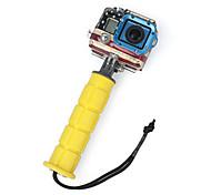 Manipular montar aperto para GoPro HD Hero 3 (Amarelo)