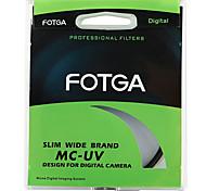 Fotga 49mm ultra delgado Pro4 Mc Multi Capa-filtro UV Ultravioleta protector de lente