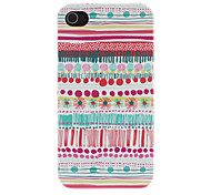 Colorful Fairy Tale's World Pattern PC Hard Case for iPhone 4/4S