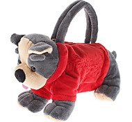 Stuffed Toys Dog Model & Building Toy Textile