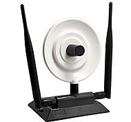 TS-9800 3800mW 802.11b / g / n / adaptador de red de 150Mbps USB 2.0 WiFi (88dBi/2.4GHz)
