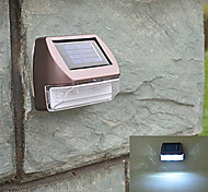 White Light LED Solar Light Mini Rectangle Solar Deck Light