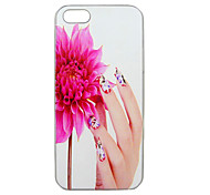 Charming Relief Portrait Case for iPhone5