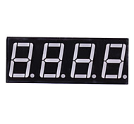 Compatible (For Arduino) 4-Digit 12-Pin Display Module
