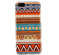 Vintage asteca padrão geométrico tribal Hard Case para iPhone 5C