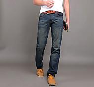 Men's Winter Plus Velvet Thicken Jeans
