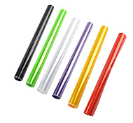 Protección coche de la decoración de la linterna que cambia de color engomada de la película (120 x 30 cm)