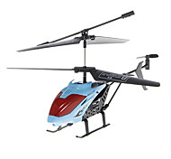 J-Jian 3.5ch RC Helicopter with Gyro & Light (Blue)