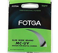 FOTGA® 62Mm Ultra Slim Pro8 Mc Multi-Coated Uv Ultra-Violet Lens Protector Filter