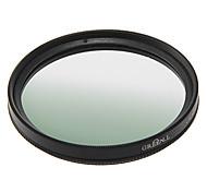 55mm Gradual Green Filter Lens Film (Green)