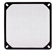 GRM140-AL01-BK 14cm Filtre Fan Aluminium