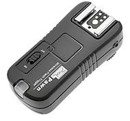 Pixel TF-361 Een enkele ontvanger 2,4 GHz draadloze afstandsbediening Flash Trigger Set voor Canon 600D 7D en Meer
