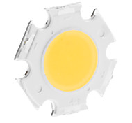 DIY 3W 250-300LM 300mA 3000K Warm White Light Integrated LED Module (9-11V)
