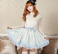 Angelic Pretty Light Blue Canary Lolita Kawaii Skirt Lovely Cosplay