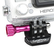 Pink GoPro Aluminum LANYARD RING Mount 3 Plus / 3+