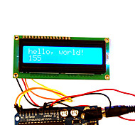 IIC I2C/SPI/TWI LCD1602 Module ((For Arduino) CompAtible)