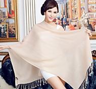 Frau. 100% australische Wolle Schals Frauen