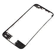 Original Middle Frame Bezel Housing for Iphone 5S - Black
