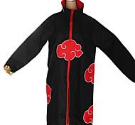 Naruto Akatsuki Organization Cosplay Cloak